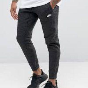 Nike Legacy Joggers In Black 805150